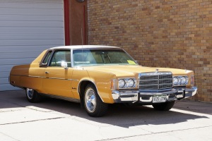 1976 Chrysler Newport Custom Coupe